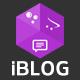 ماژول وبلاگ اپن کارت ۱٫۵ و  ۲ iblog - فروشگاه قالب و افزونه دایاتم